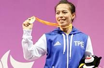 最強女力金牌就是她!台灣世大運女超人巧克力腹肌火辣辣