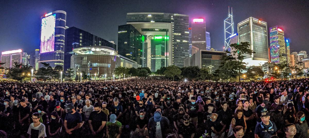 929全球反極權遊行撐香港 今次真係推到上國際!
