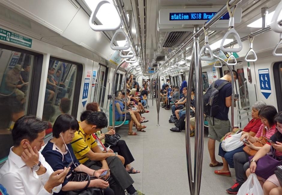 通勤族注意!6大交通方式…捷運PM2.5濃度居冠